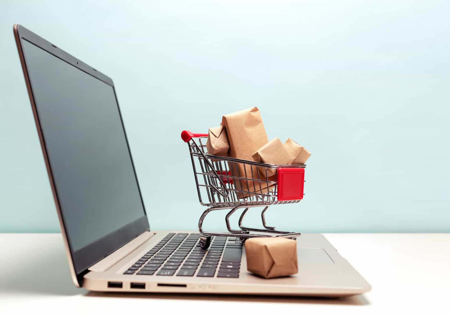 Quer fazer uma compra online mas tem medo que não corra bem? produção de sites